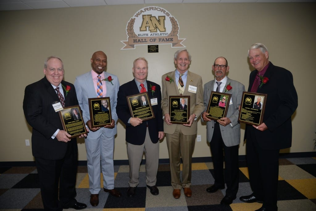 Elite Athletic Hall of Fame Inaugural Inductees
