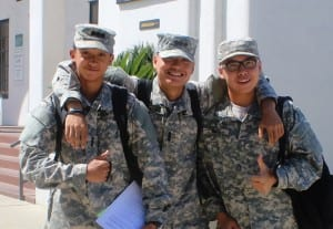 Character can be taught through JROTC