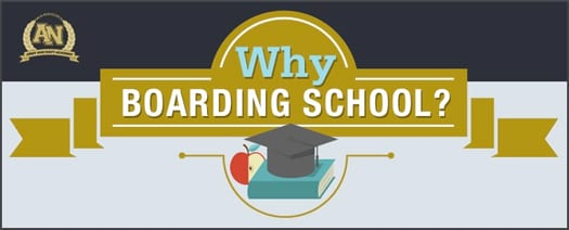 Download the 'Why Boarding School' Infographic