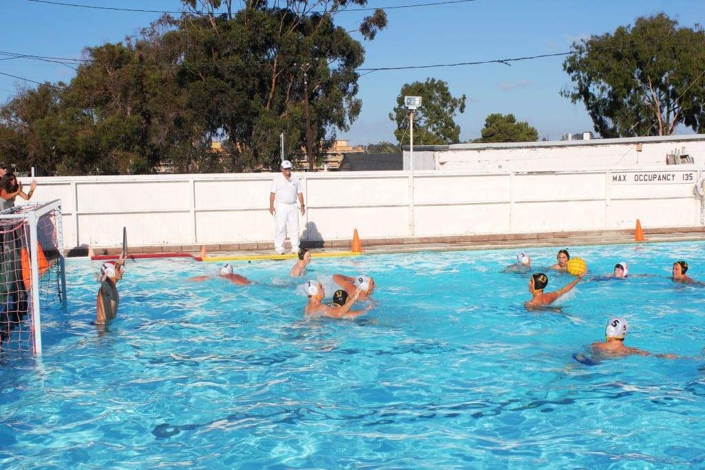 Nick Marino - ANA Water Polo