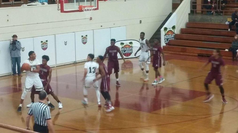 Basketball - UA Holiday Classic vs Pebblebrook
