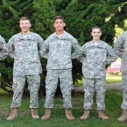 Top Ten Questions to Ask your Cadet Tour Guide