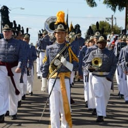 The Atkinson Warrior Band: A One-of-a-kind Experience