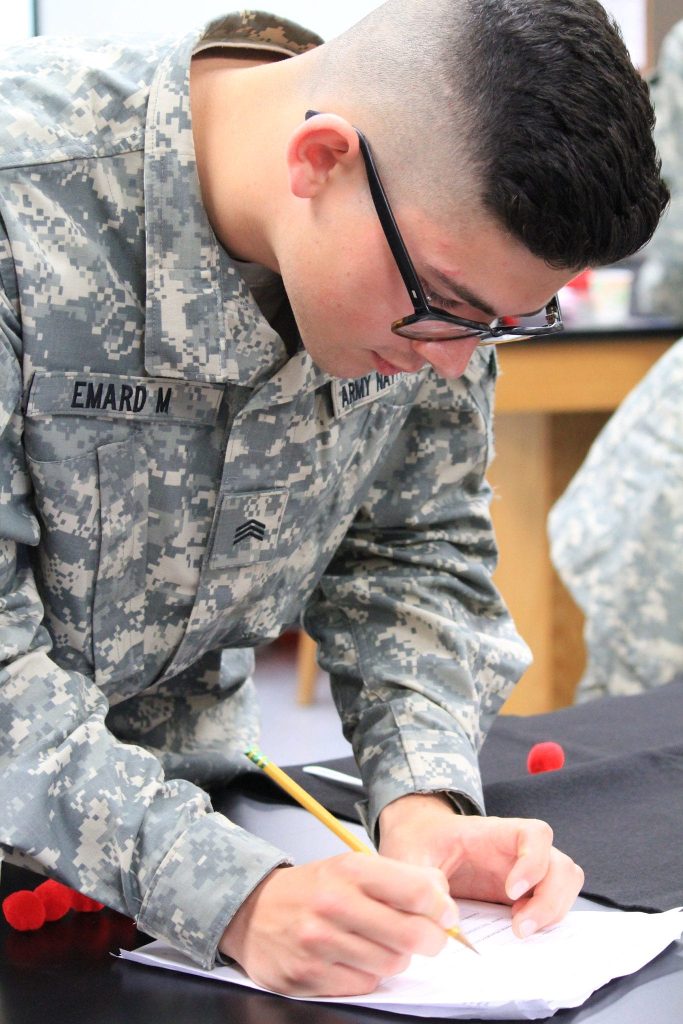 Cadet Course Schedules are Posted on Aeries