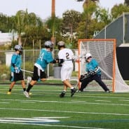 Warrior Lacrosse Defeats Del Lago on Senior Night