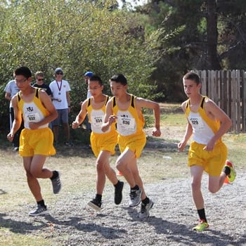 Cross Country: Coastal Conference Finals Results