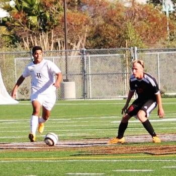 Warrior Soccer Faces Tough Opponent in SDJA