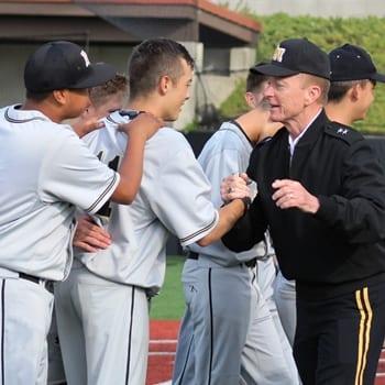 Warrior Baseball Advances in CIF Playoff