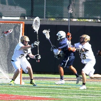 Warrior Lacrosse Plays San Dieguito