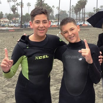 Surf Results: La Jolla Shores Competition
