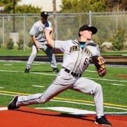 Warrior Baseball Senior Night and Win over Rock Academy
