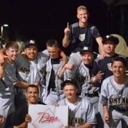 Warrior Baseball: Senior Night