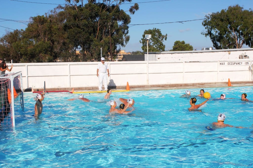 Nick Marino - ANA Water Polo