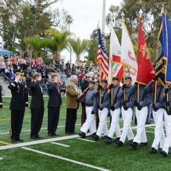 8th Annual Veterans Day Commemoration: November 11, 2016
