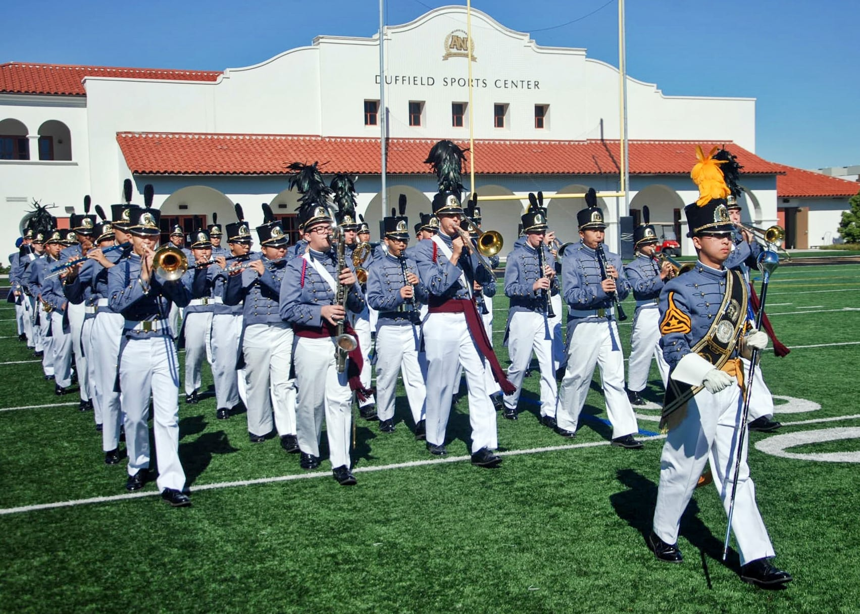 Band at 2015 ABW