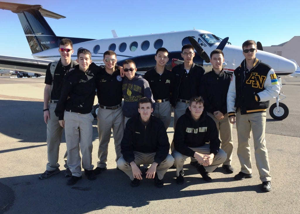 Aviation Club at Military Boarding School