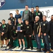 Warrior Wrestling Earns 2nd Place in CIF Championships