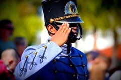 The Benefits of a Military Boarding School for Boys