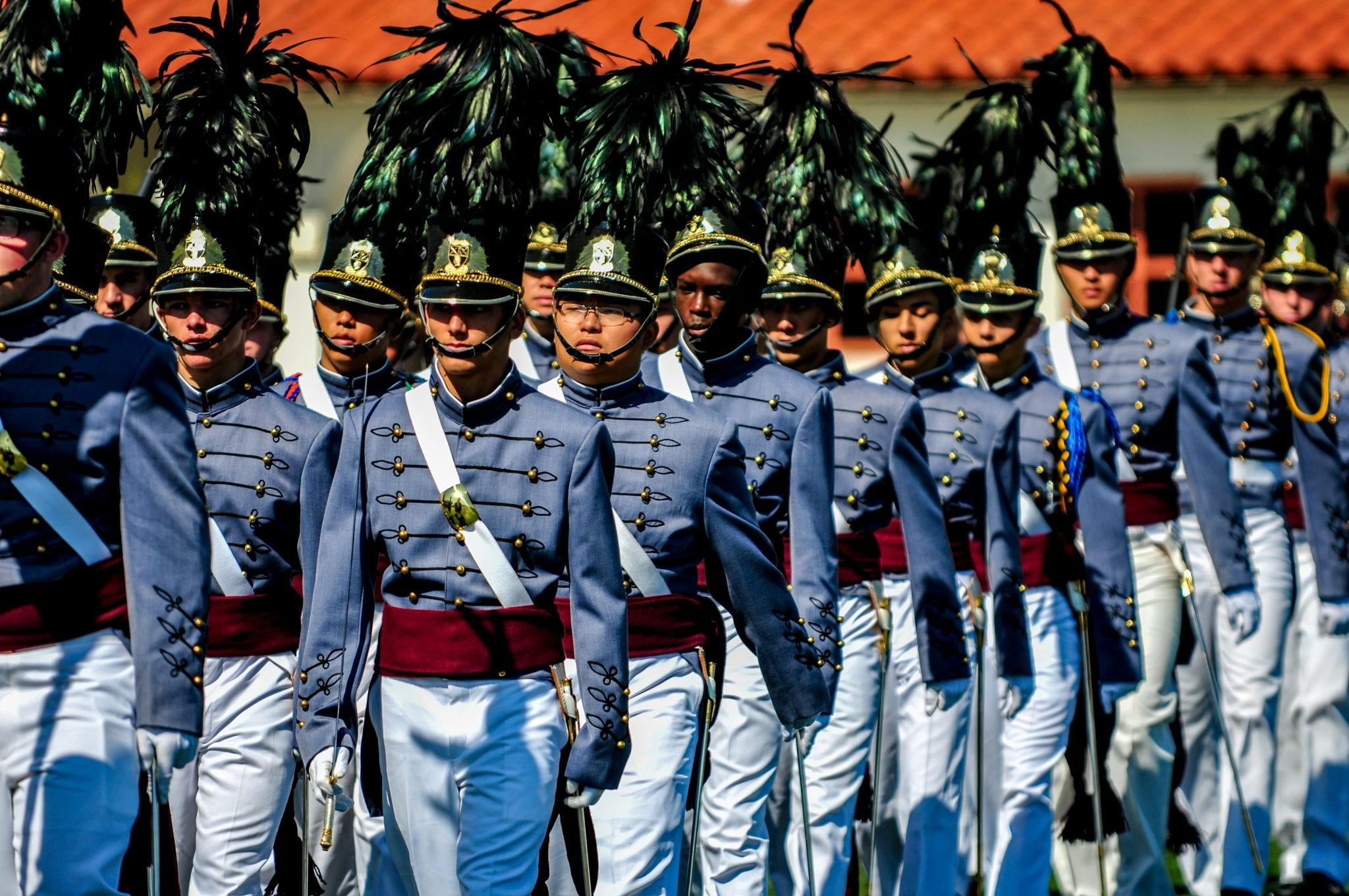 ANA Military Parade